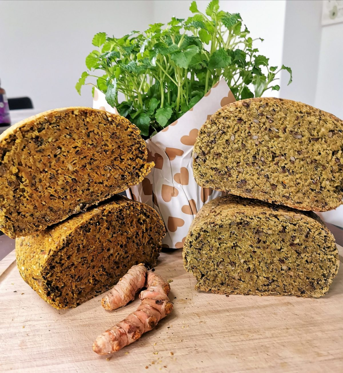 Read more about the article Glutenfreies Brot Selbstgemacht