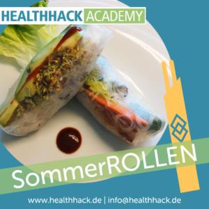 healthhack academy sommerrollen